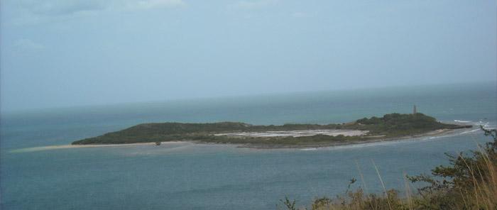 Cayo La Isla o Cayo Cabras