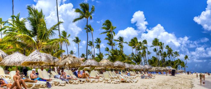 República Dominicana recibió más de 4,1 millones de turistas entre enero y julio 2018